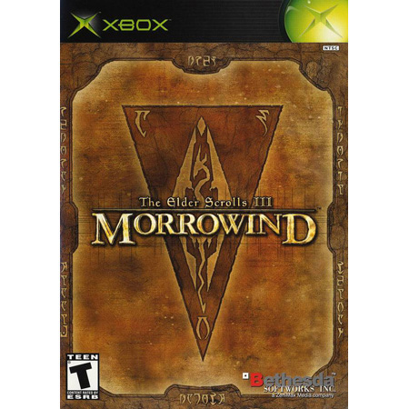 Details about The Elder Scrolls III 3: Morrowind [T] XBOX DISC ONLY