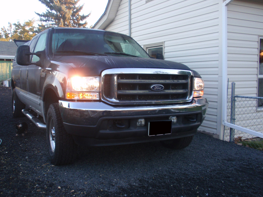 service manual 2000 ford f350 headlights manual. Black Bedroom Furniture Sets. Home Design Ideas