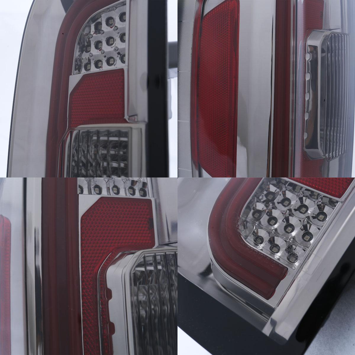 2018 Gmc Canyon: 2015-2018 GMC Canyon [LED] Smoke Tail Lights Rear Brake