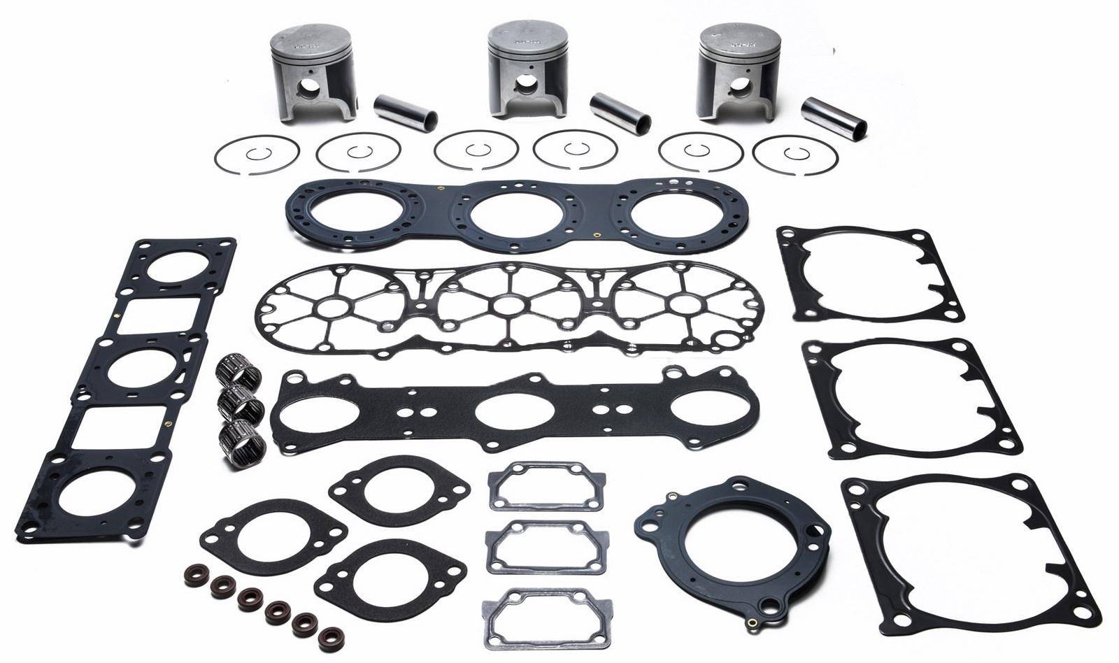 Details about Piston Gasket Top End Rebuild Kit Yamaha GP 1200R XL XLT 1200  XR1800 PV Std Bore