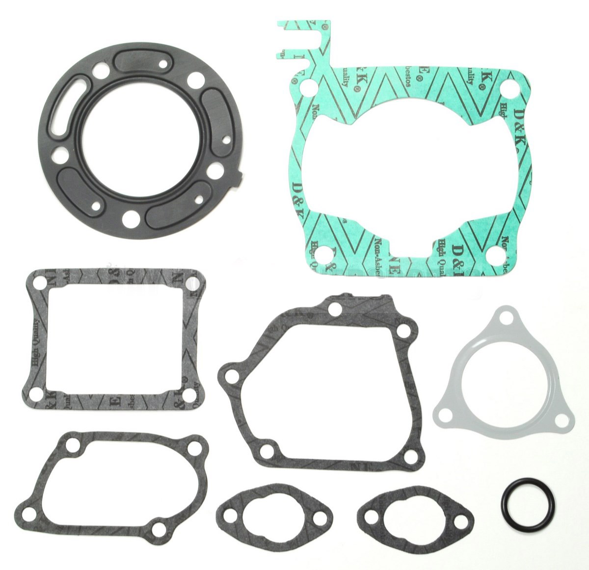 Top End Rebuild Head Cylinder Gasket Kit Honda CR125 CR