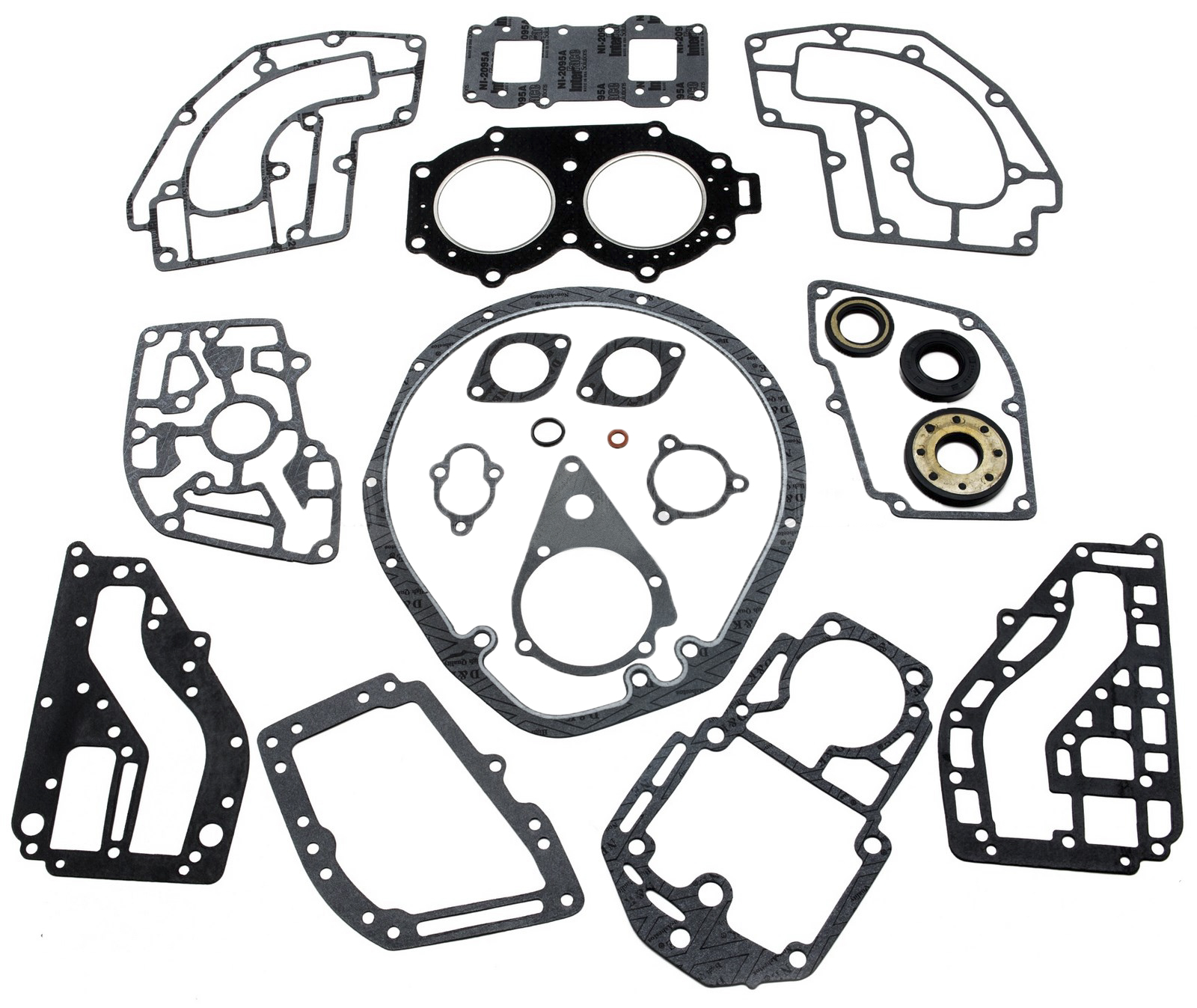 Details about Yamaha 500 Wave Runner Jammer Complete Engine Rebuild Gasket  Seal Kit