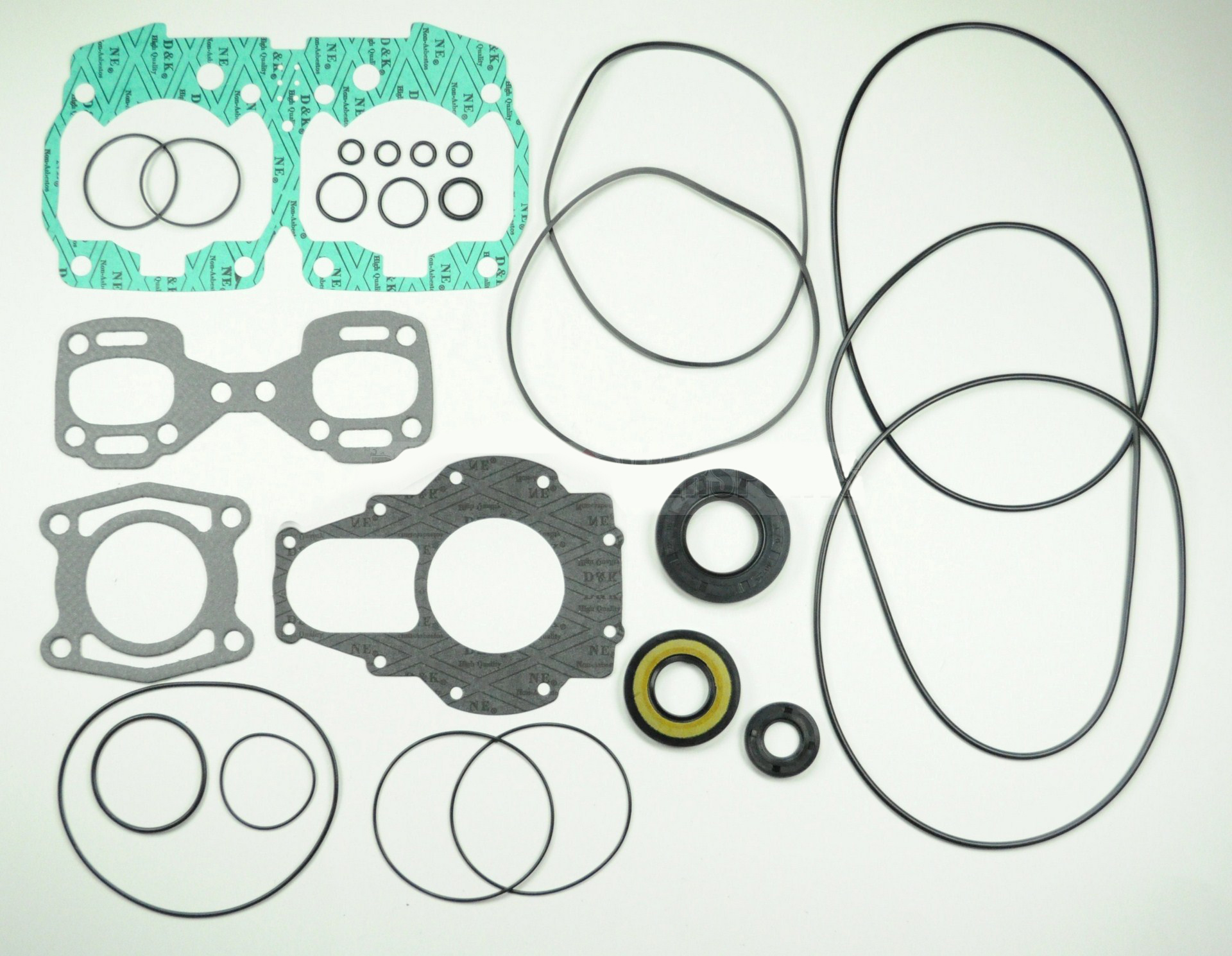 Sea Doo 787 800 RFI Complete Engine Rebuild Gasket Seal Kit