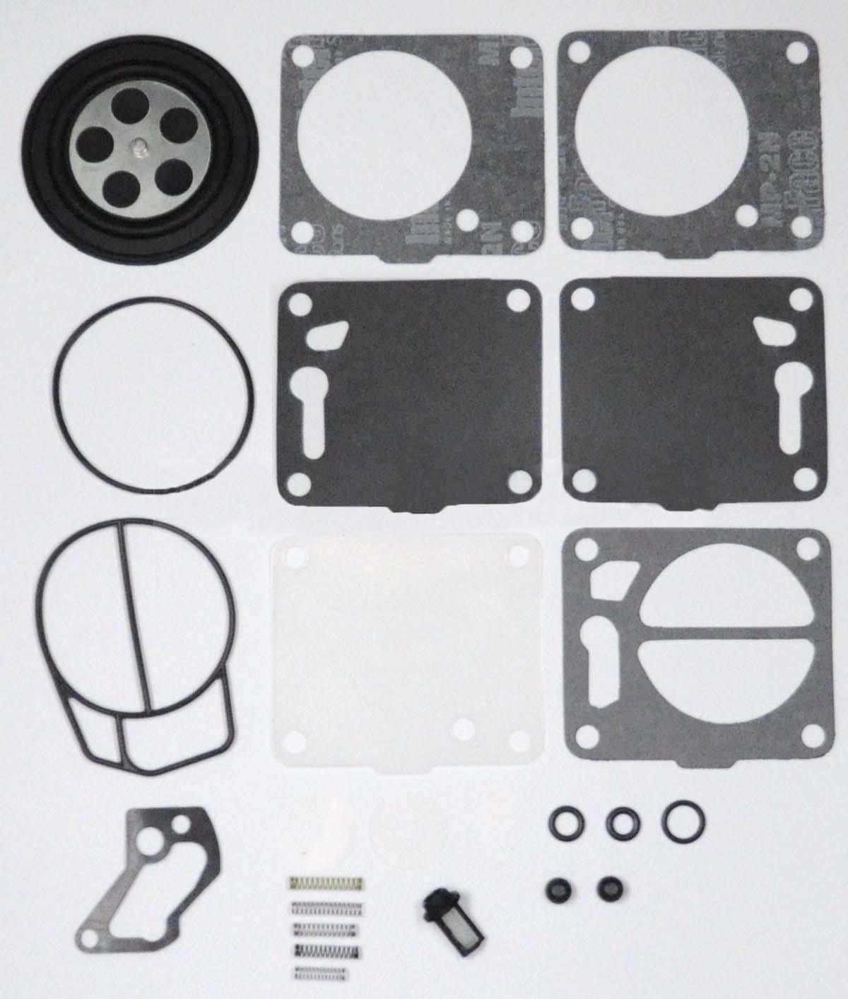 Mikuni Sbn 38 adjustment Manual