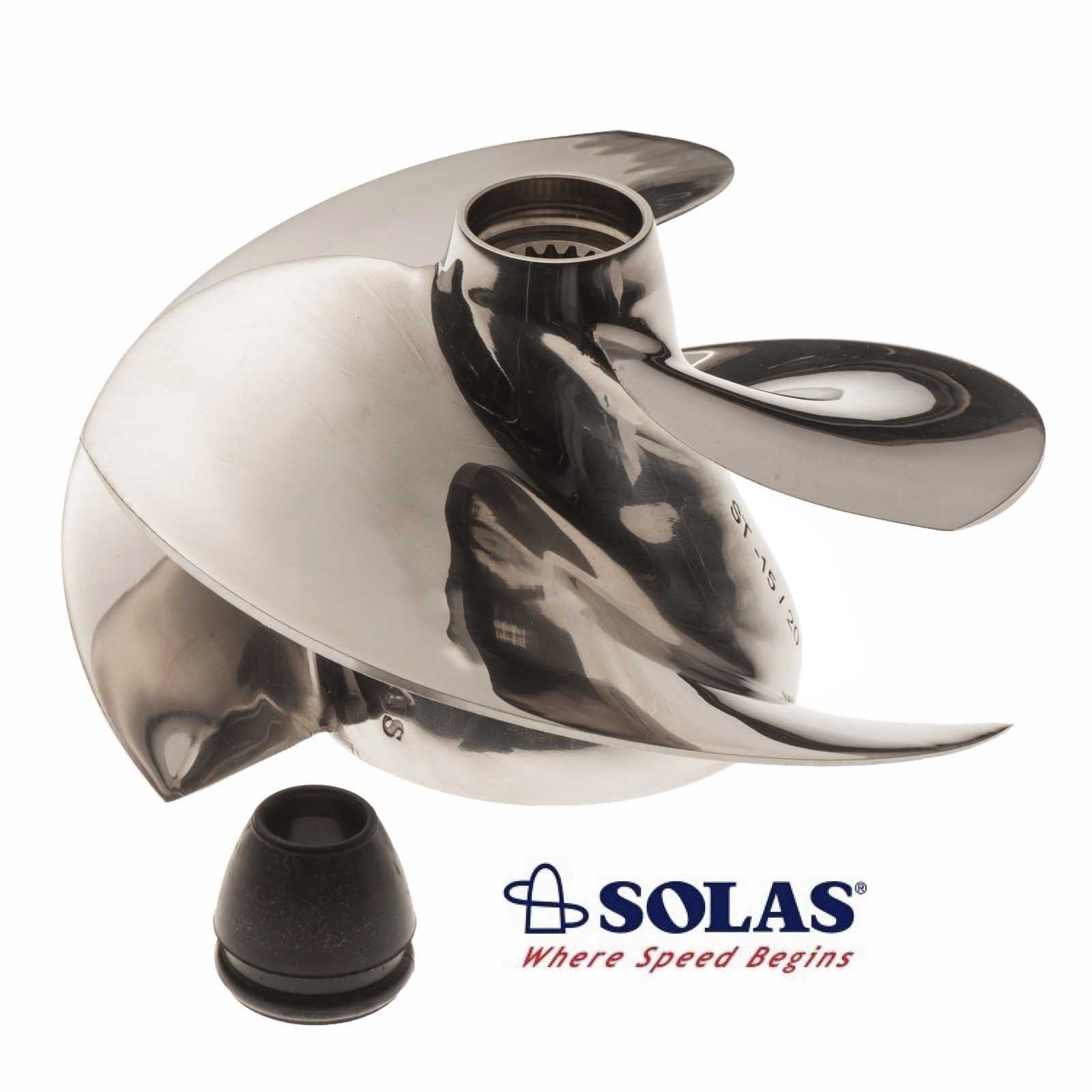 Details about Solas Sea Doo Impeller ST-CD-15/20 951 XP GSX GTX RX LRV  Limited DI