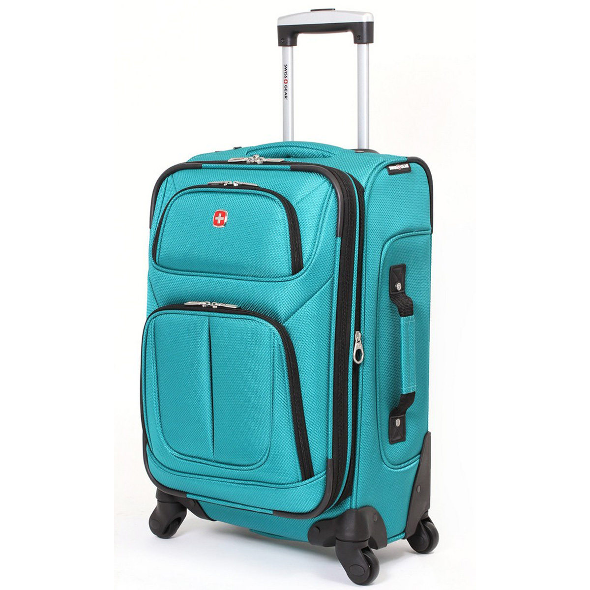 Swissgear Sa6283 21 Inch Carry On Expandable Spinner Suitcase Luggage Ebay