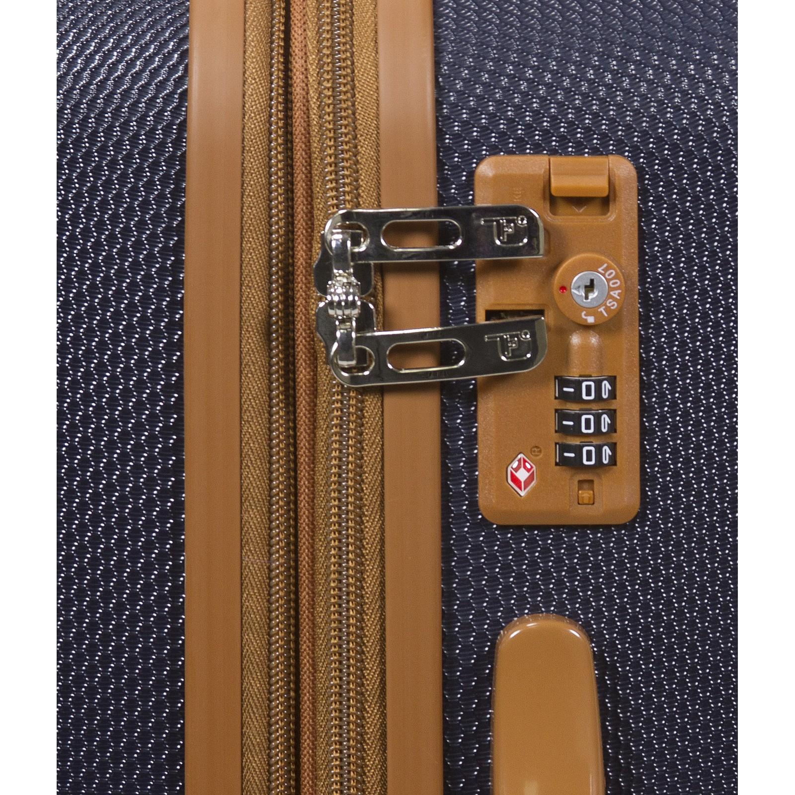Dejuno-Legion-3-PC-Hardside-Spinner-TSA-Combination-Lock-Luggage-Set