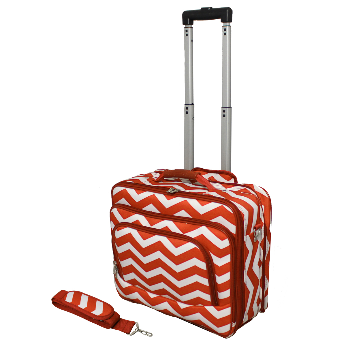 all seasons fashion print women 39 s rolling 17 inch laptop case ebay. Black Bedroom Furniture Sets. Home Design Ideas