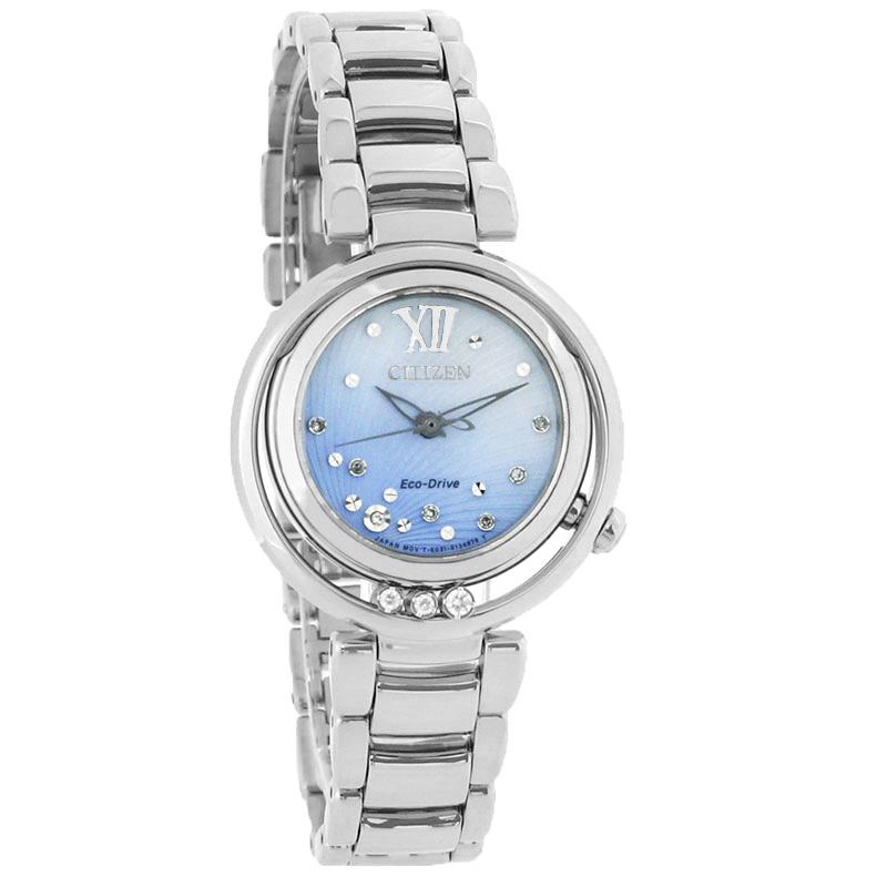 Citizen Eco Drive Sunrise Diamond Watch
