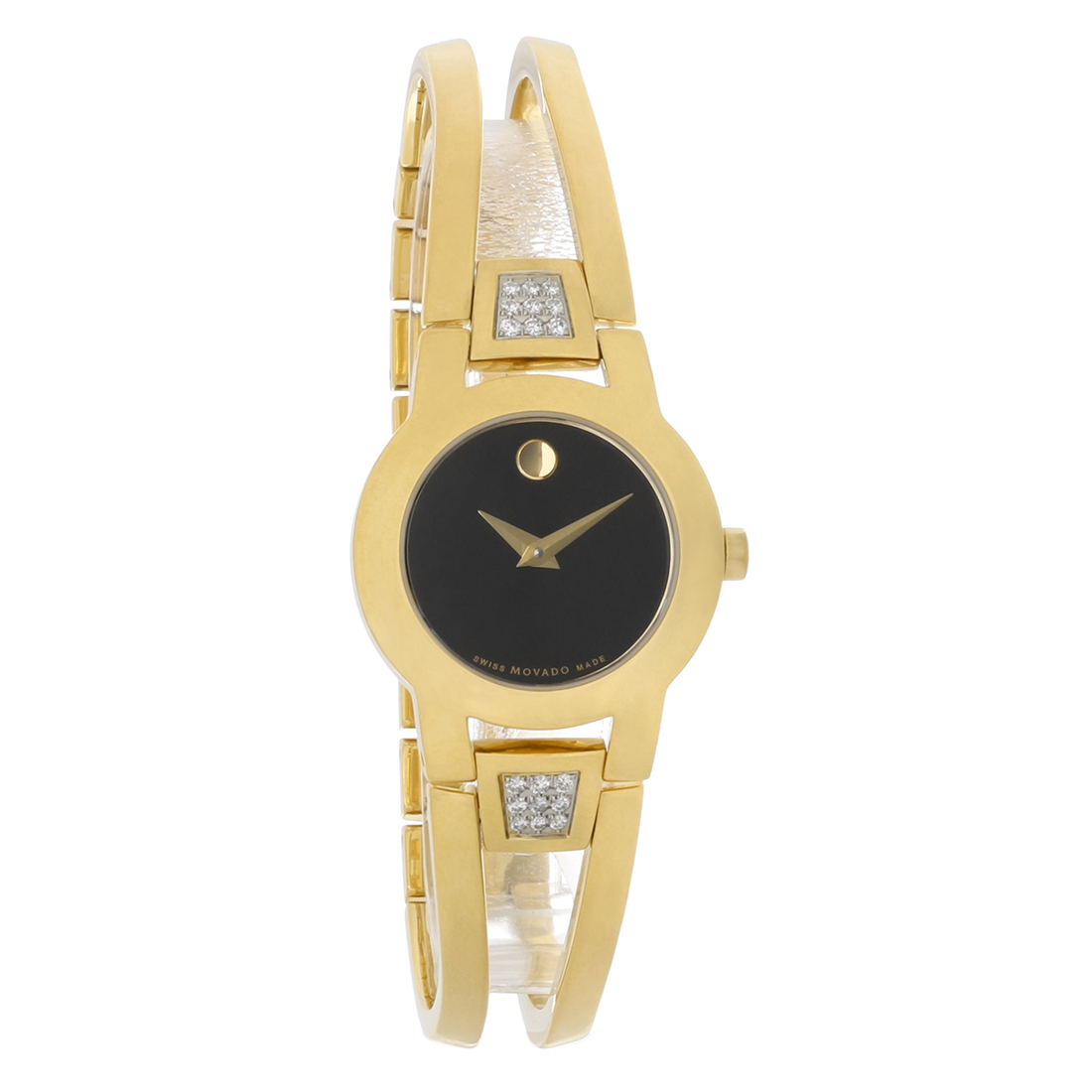 ladies medium plated gucci gold watch watches plastic bangle green red