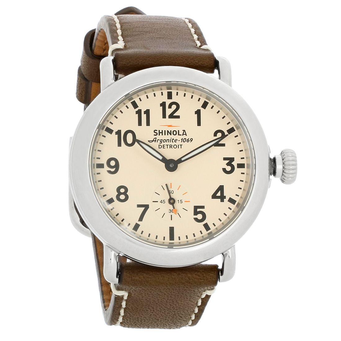 Shinola the runwell ladies argonite 1069 detroit swiss quartz watch 10000253 ebay for Argonite watches