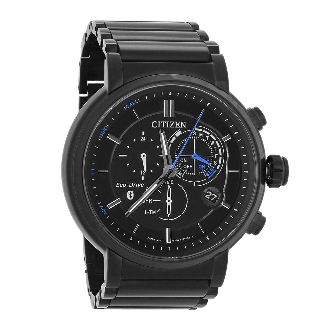 Citizen Eco Drive Proximity Chronograph Mens BZ1005-51E Smart Watch ... 815c1e4a14