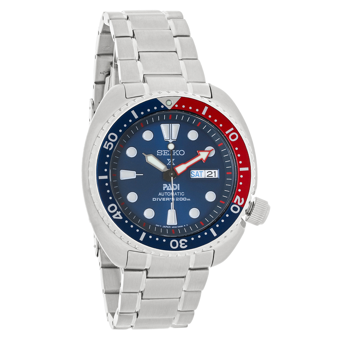 Seiko Prospex PADI Diver Mens Automatic Special Edition Watch SRPA21 f21742dfc6