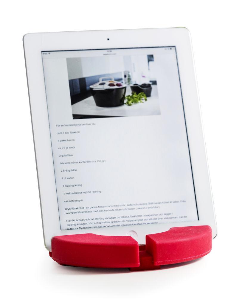 Sagaform-Cook-n-read-trivet-stand-for-tablet-Silicone