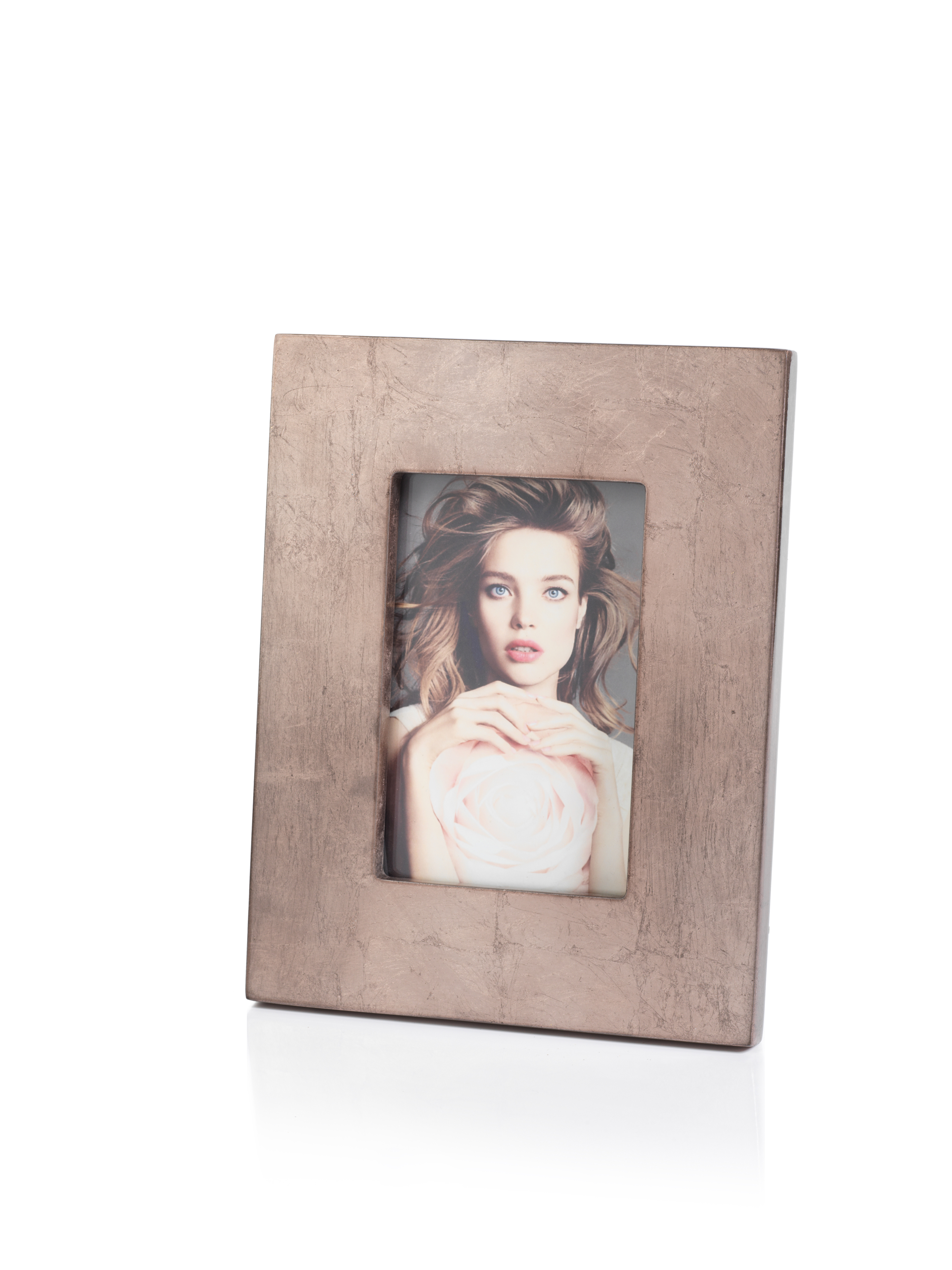 Zodax-Gold-Silver-Leaf-Photo-Frame