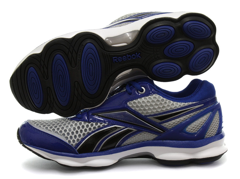 New Reebok Runtone Action Blue Mens Running Shoes All Sizes