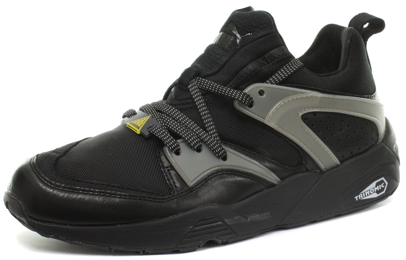NEU Puma Blaze Of Glory Leder Unisex Trainers ALL SIZES