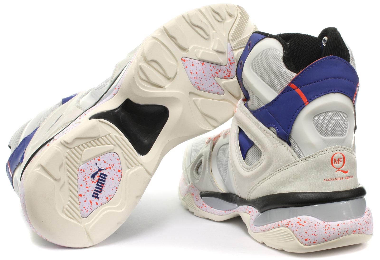 Puma Runner ginnastica da le tutte Mens scarpe Mcqueen Mid dimensioni White Tech Alexander ZrZwHqU