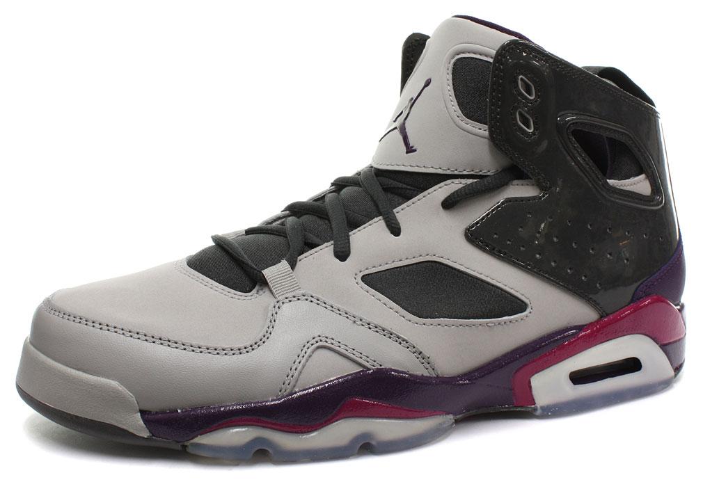 nike air jordan flight club 91 grey mens basketball shoes. Black Bedroom Furniture Sets. Home Design Ideas