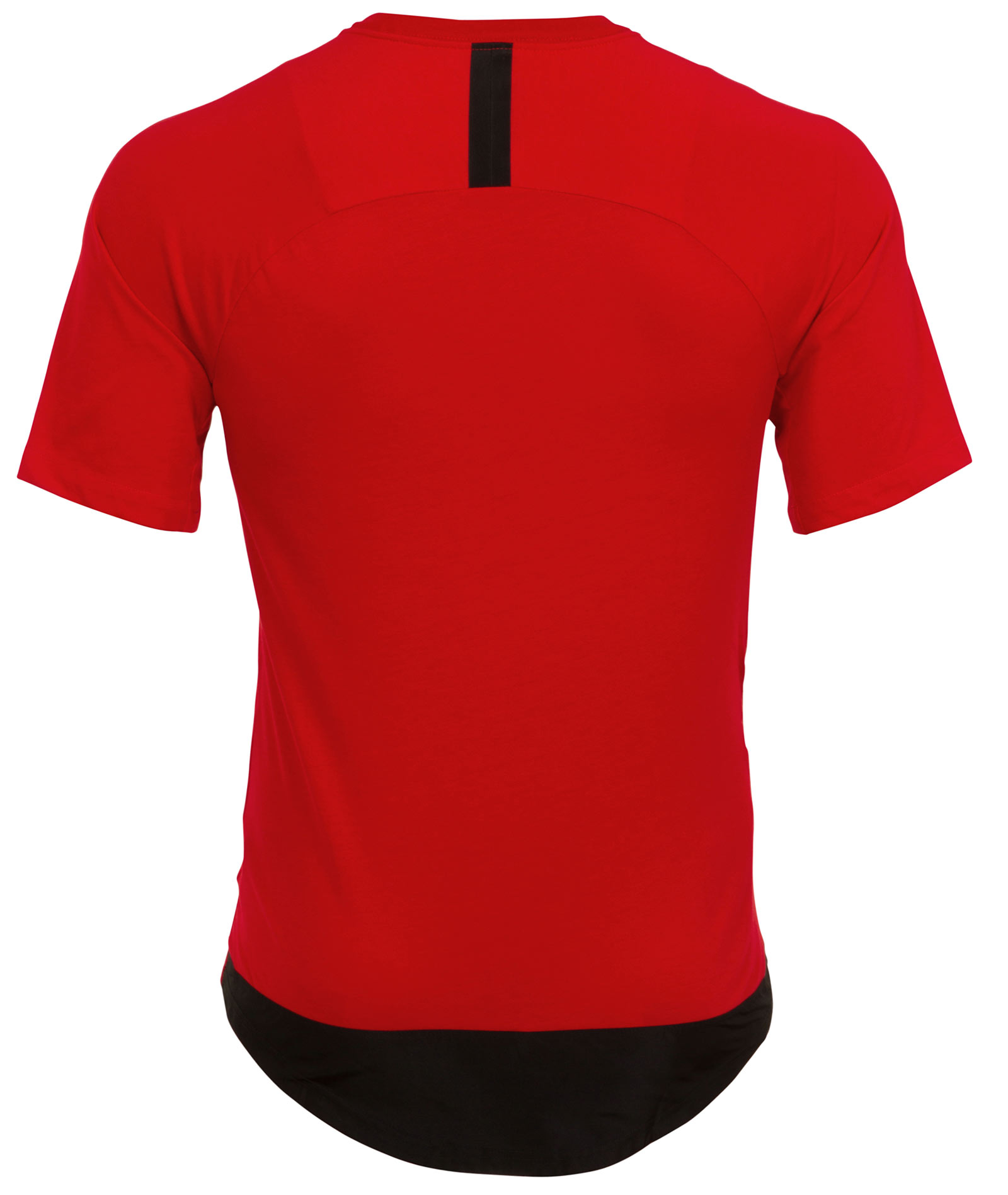 New-Nike-Sportswear-Bonded-Mens-Red-Short-Sleeve-Top-T-shirt-Size-M thumbnail 2
