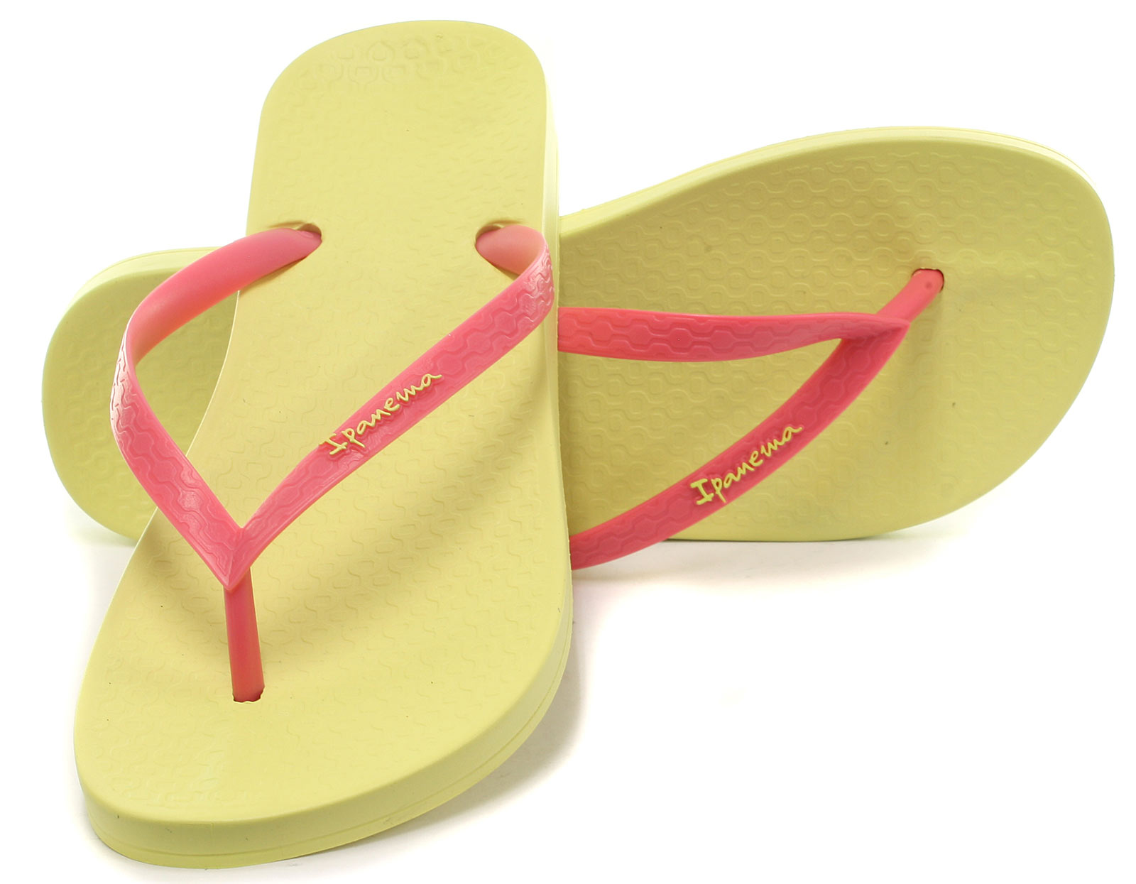 New Ipanema Brasil Wave Tropical Womens Flip Flops ALL SIZES AND COLOURS