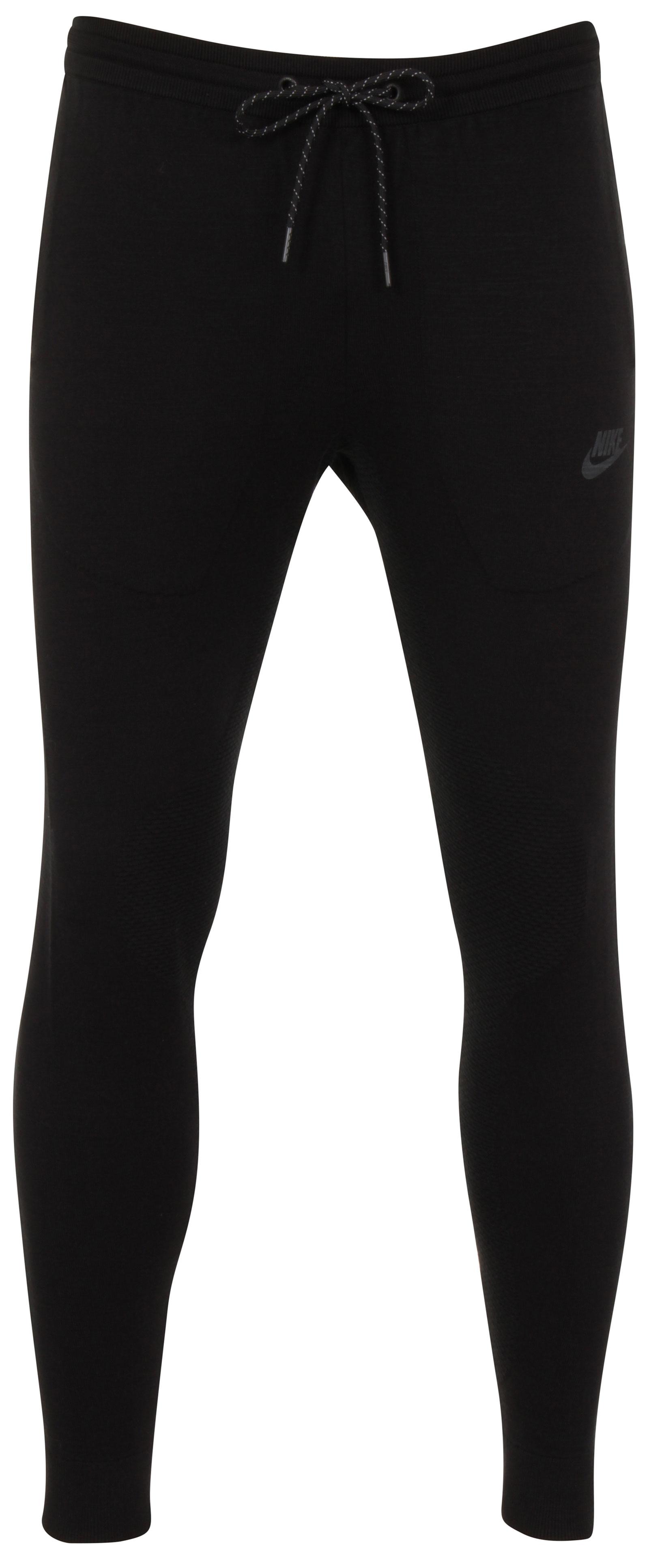 check out 5197f e9cf3 La foto se está cargando Nuevo-Nike-Sportswear-Tech-Fleece-810560-Negro-para -