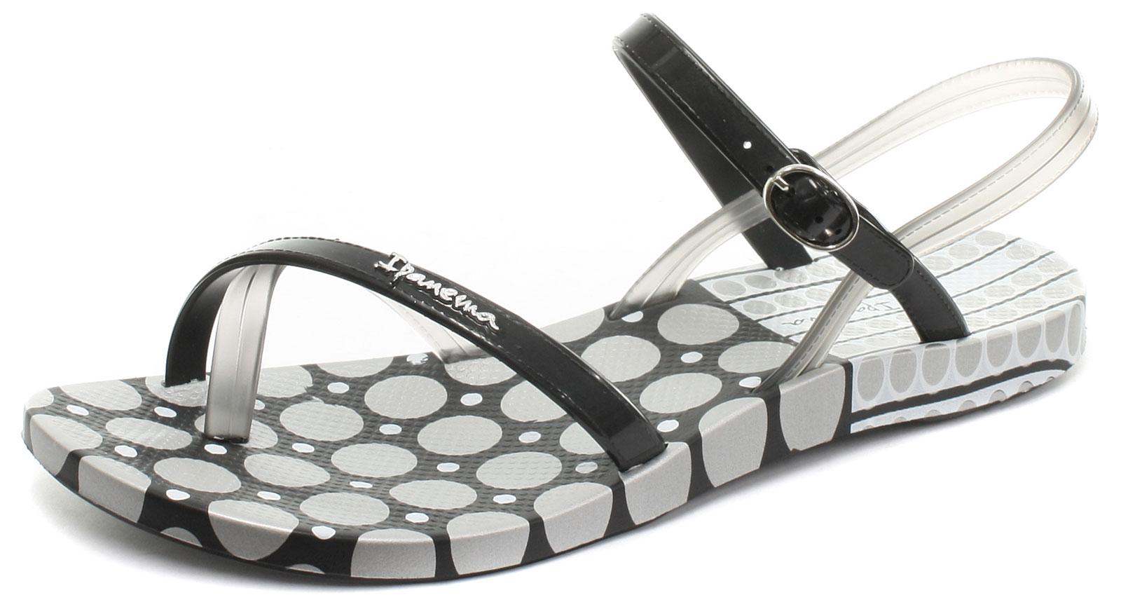 Ipanema Brasil Diamond IV Navy Womens Beach Sandals Size UK 5 (EU 38) q1pOvk1