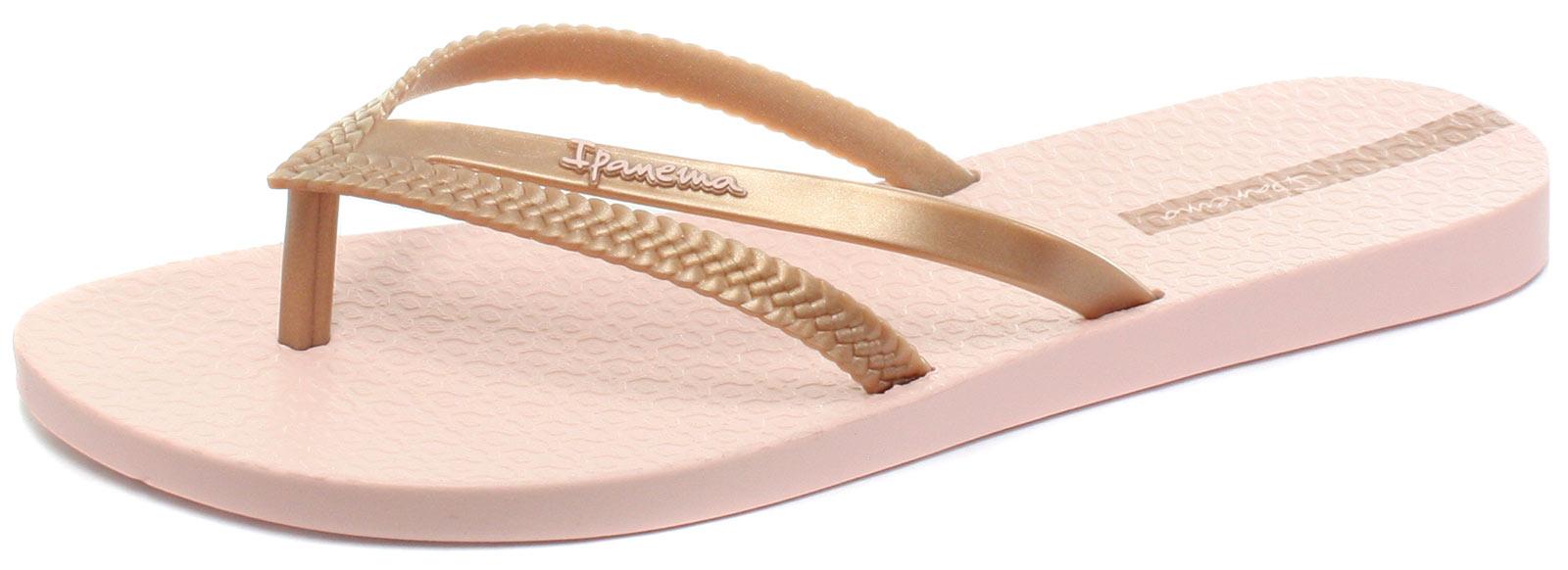 214d13c64 Ipanema Women s Bossa Flip Flops Anatomic Footbed Versatile Style ...