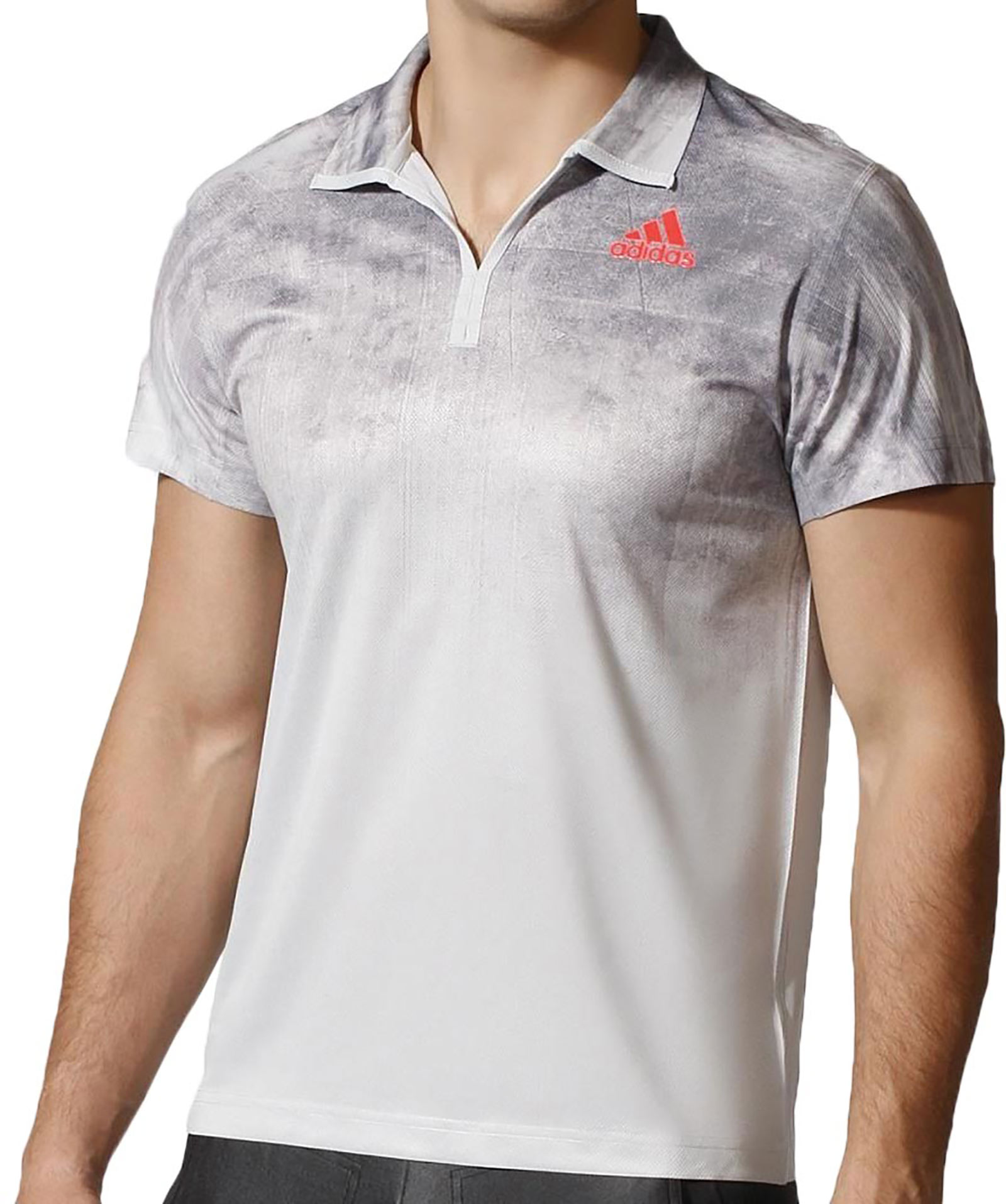 Adizero New Tennis Climalite Polo Size Shirt Mens Adidas M 6Hq5wz