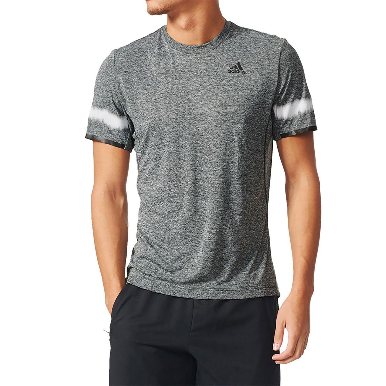 New adidas Kanoi Premium Mens Short Sleeve Running Tee T-shirt Size XL