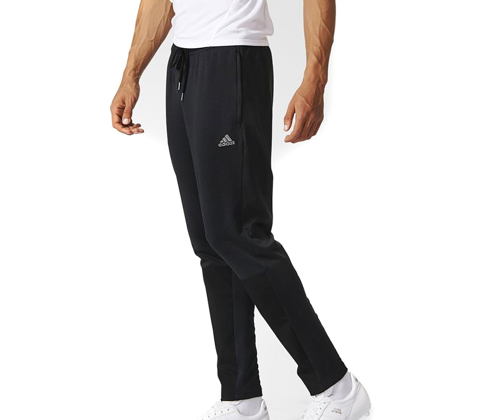 121a0a0534354 La imagen se está cargando Nuevo-Adidas-Mufc-Manchester-United-Entallado- Hombre-Pantalones-
