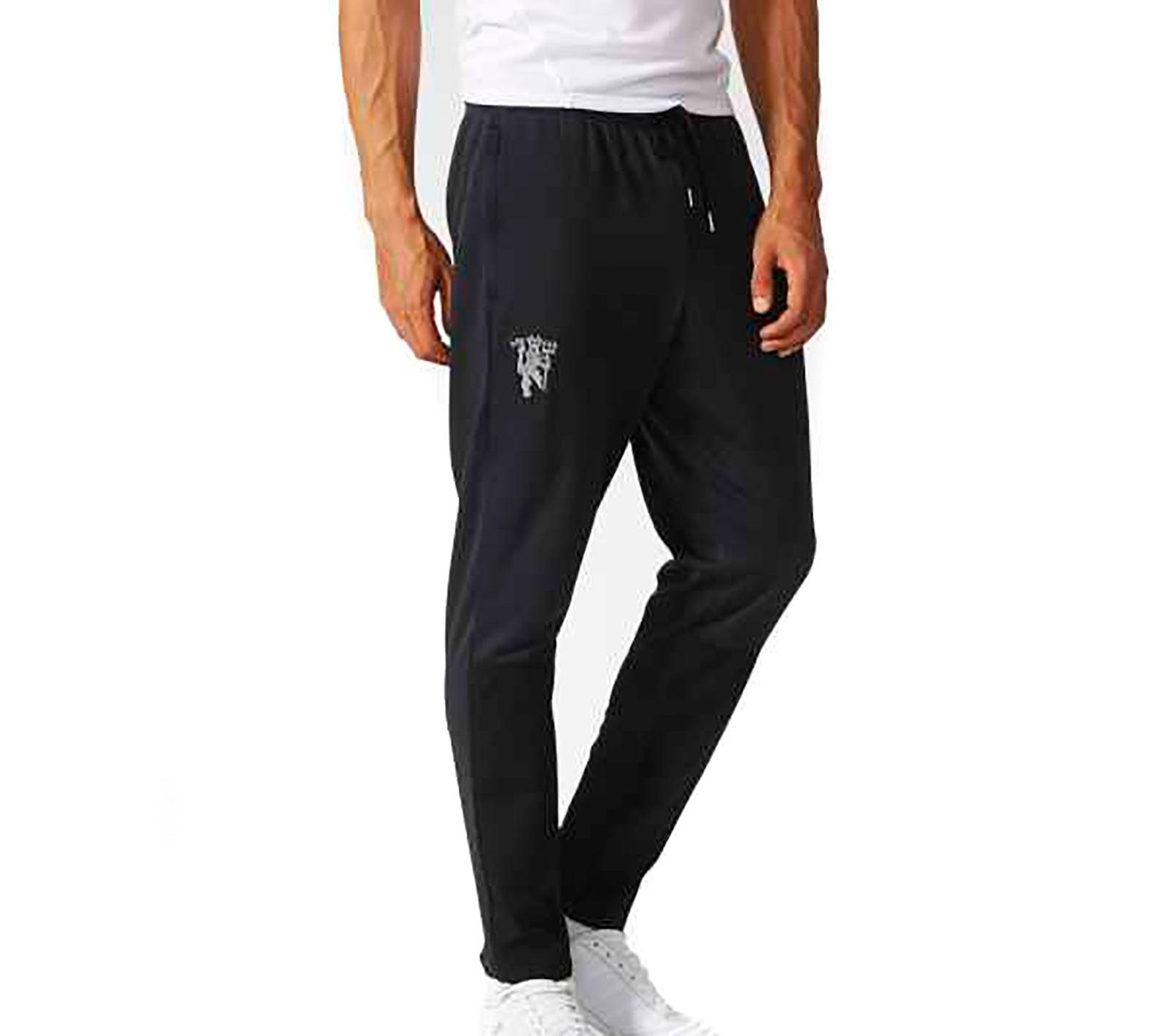 525f951421d84 Nuevo Adidas Mufc Manchester United Entallado Hombre Pantalones de ...
