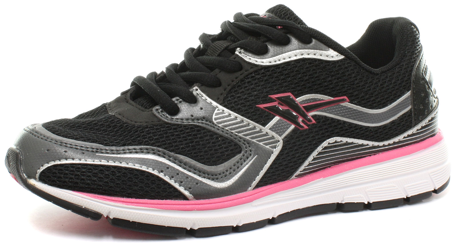 New Gola Active talla LT Speed negro Mujer Fitness/corriendo Trainers talla Active 8efa0b