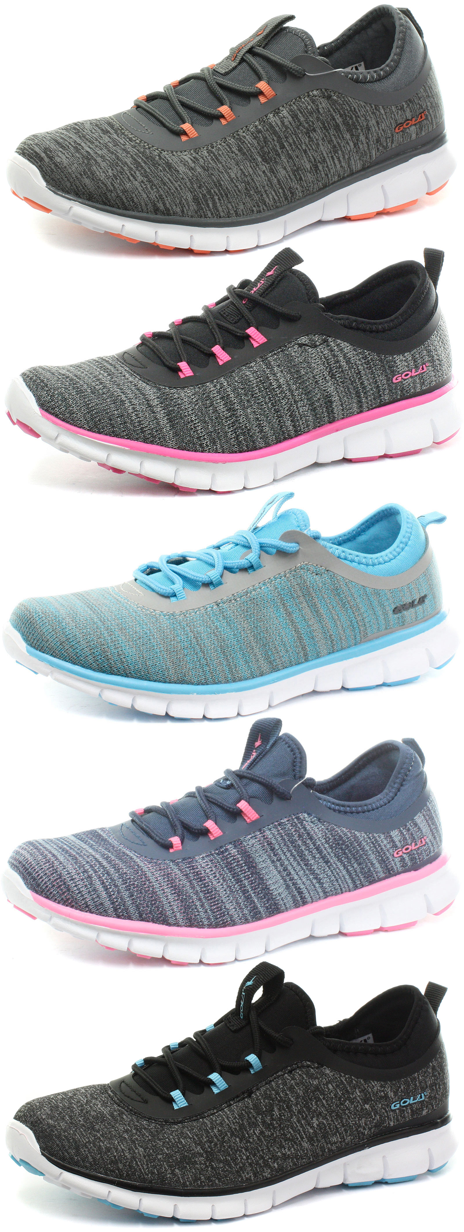 New Gola Active Lovana Womens Trainers ALL SIZES AND COLOURS
