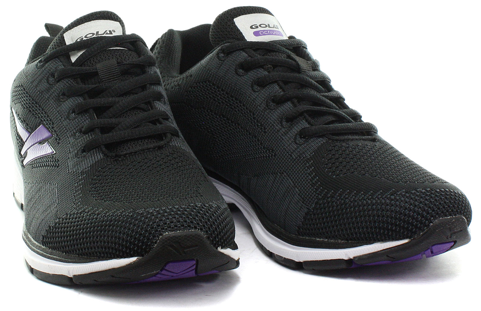 New scarpe Grey Womens Sizes Active Trainers Gola Fortuna All Running qORrfqFx