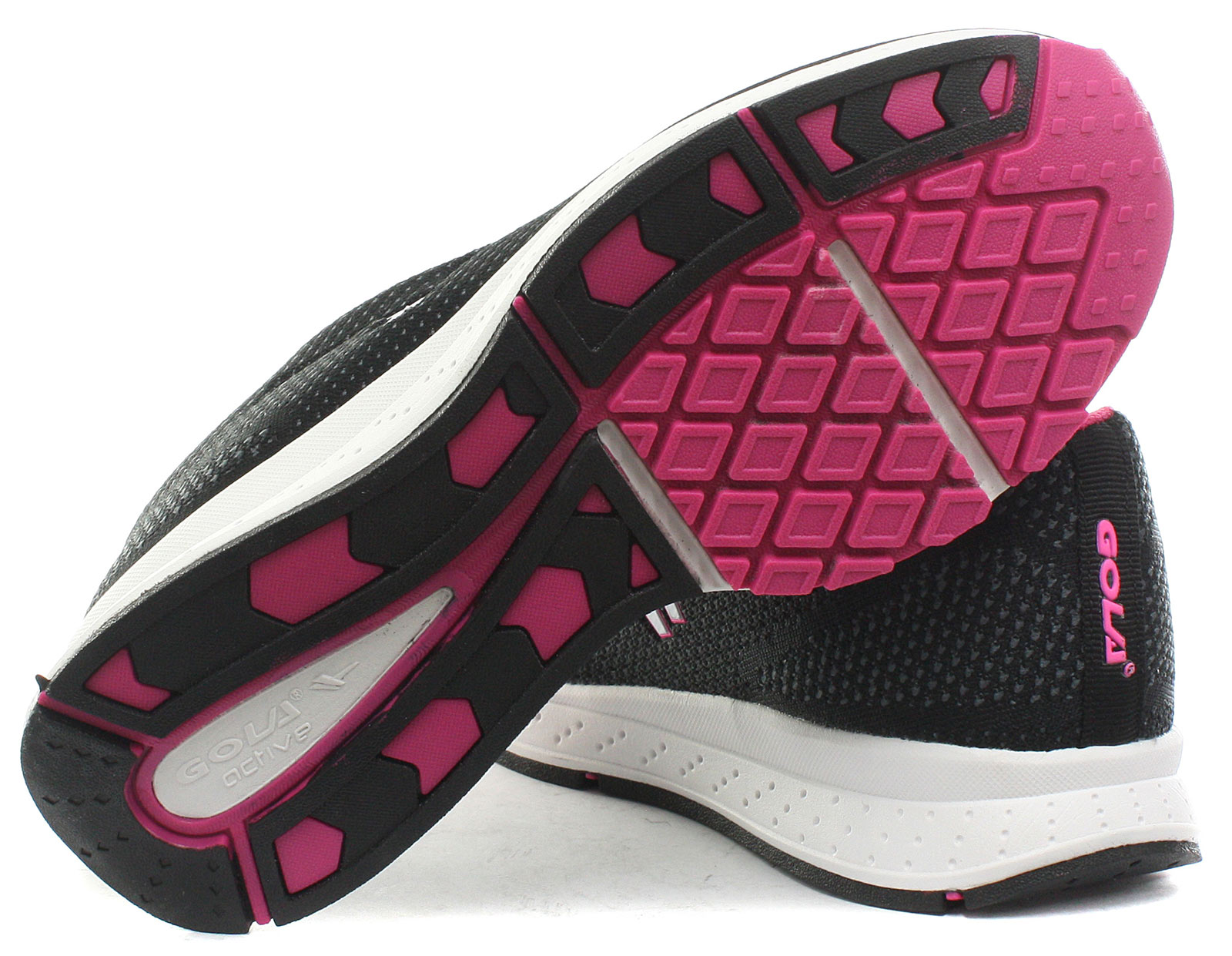 Da Taglie Active Le Gola Tutte Donna Trail 2 Nero Scarpe Zenith Corsa Shoes wYwTBqd7Px