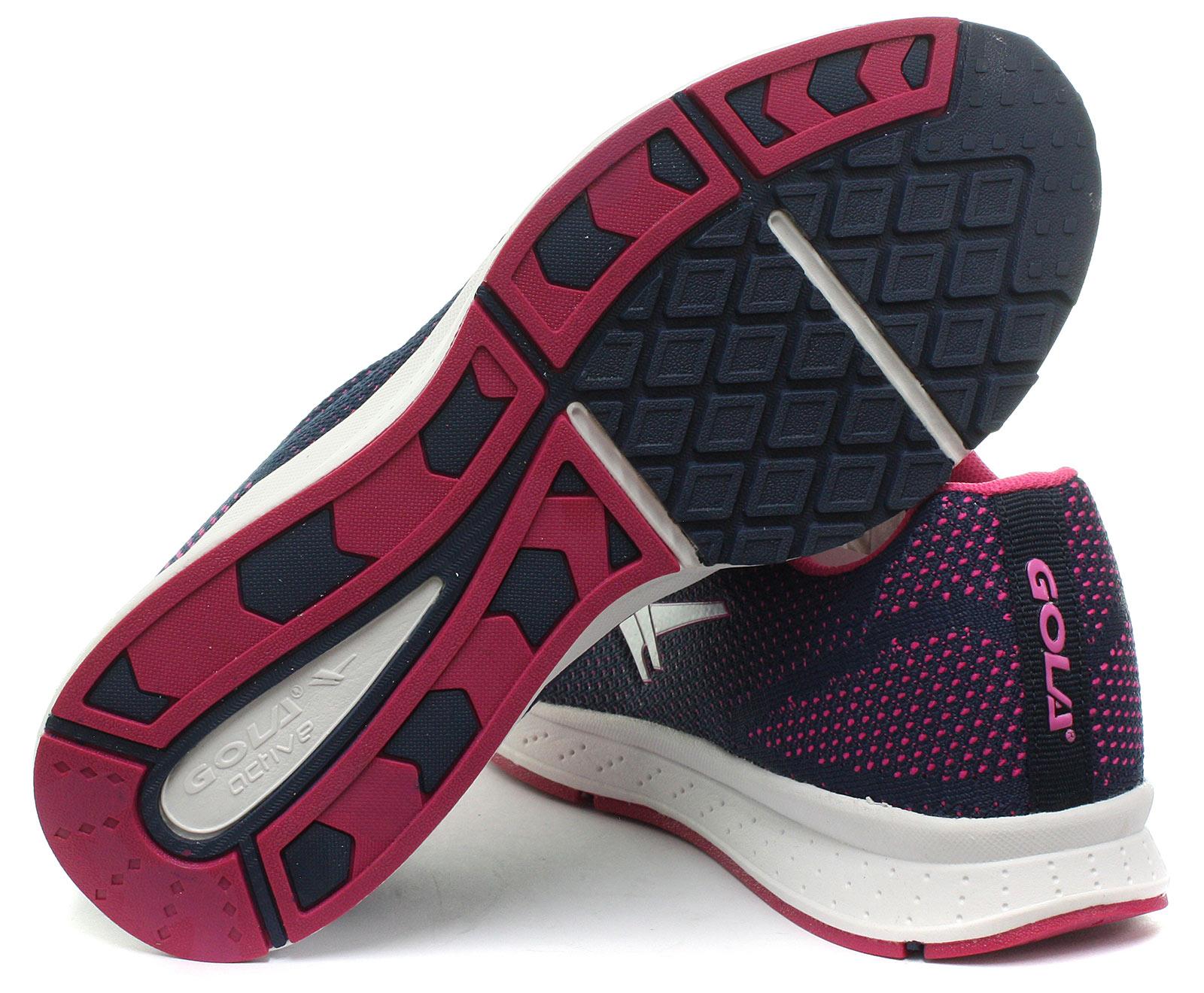 Neu Gola Active Zenith 2 Damen Laufschuh/Trailschuhe Alle und Größen und Alle Farben 671992
