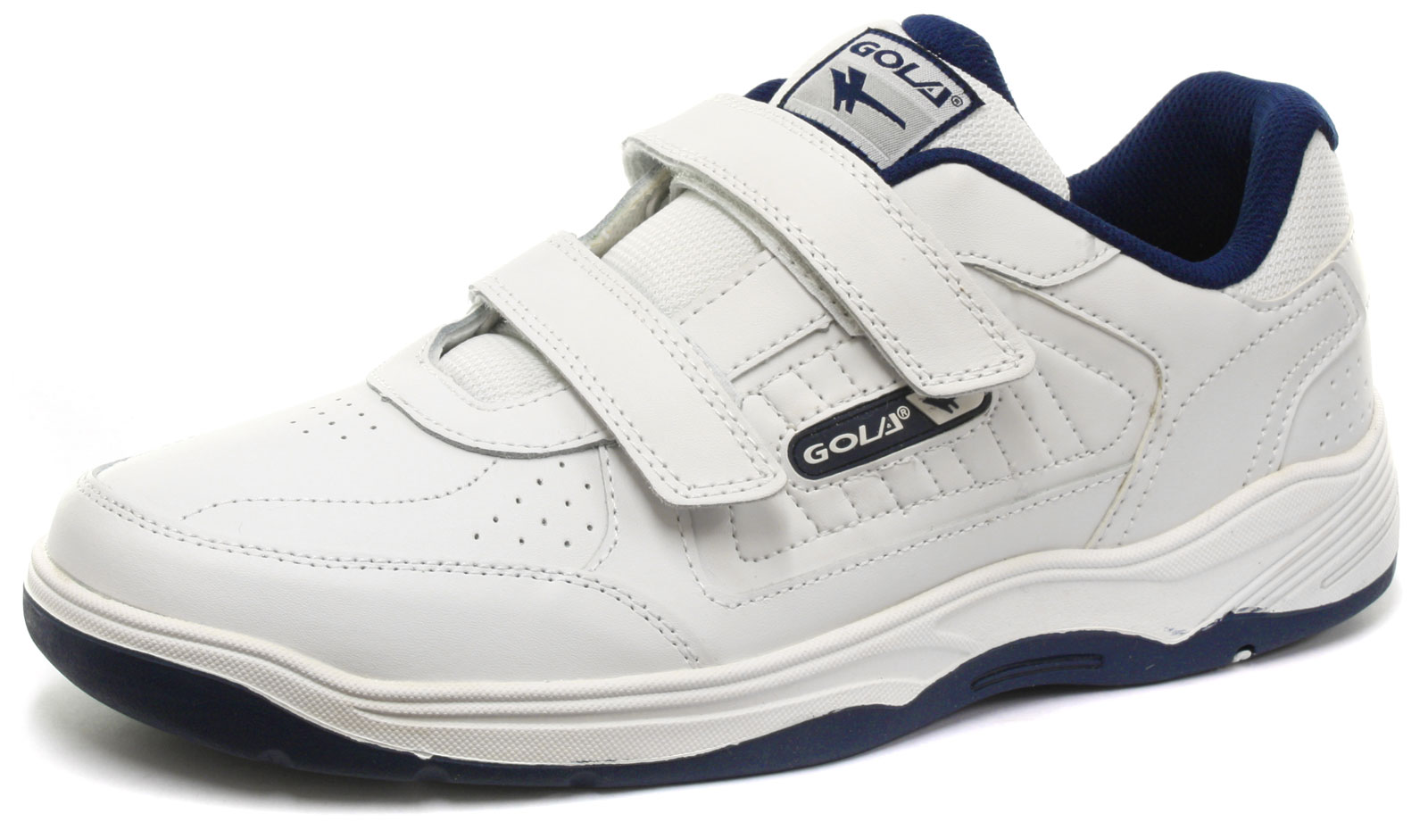 New Gola Gola Gola Belmont Velcro WF  s Wide Fit Trainers ALL SIZES AND COLOURS f519b7