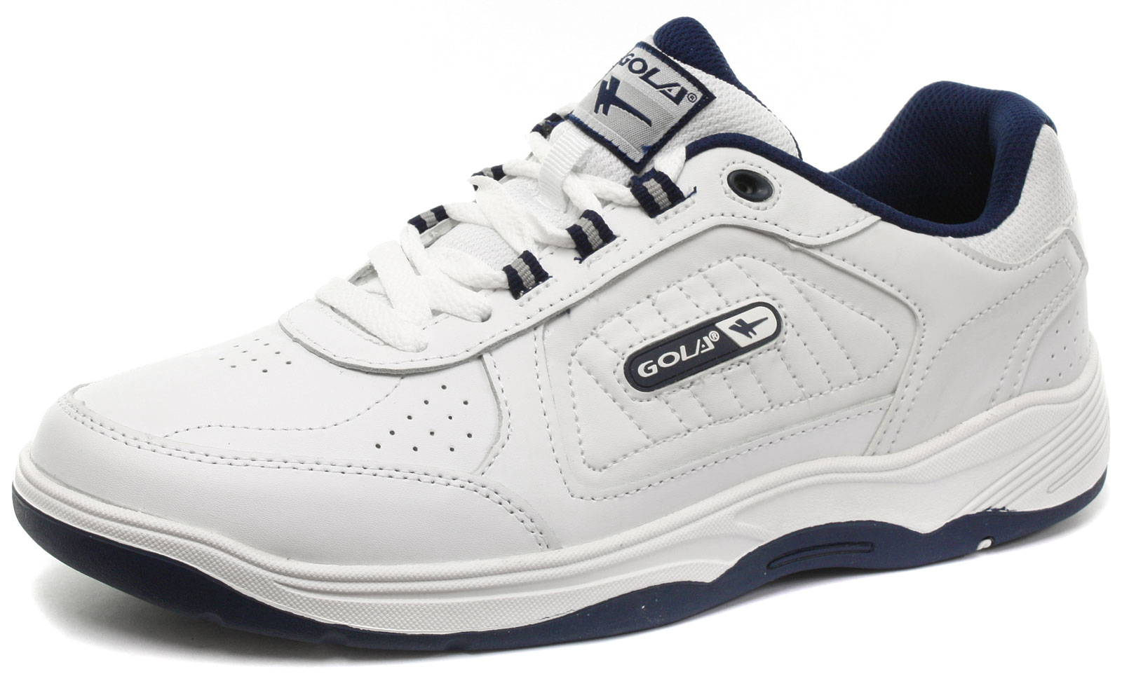 New Gola ALL Belmont WF  Uomo Wide Fit Trainers ALL Gola SIZES AND COLOURS fbf02a