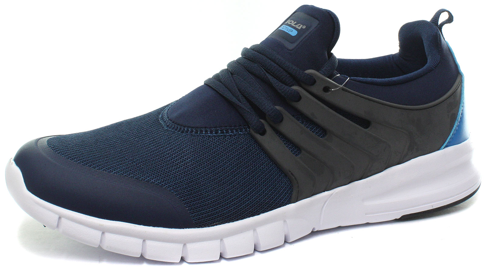 New Gola Active Gravity Navy Mens Fitness Trainers Size ()