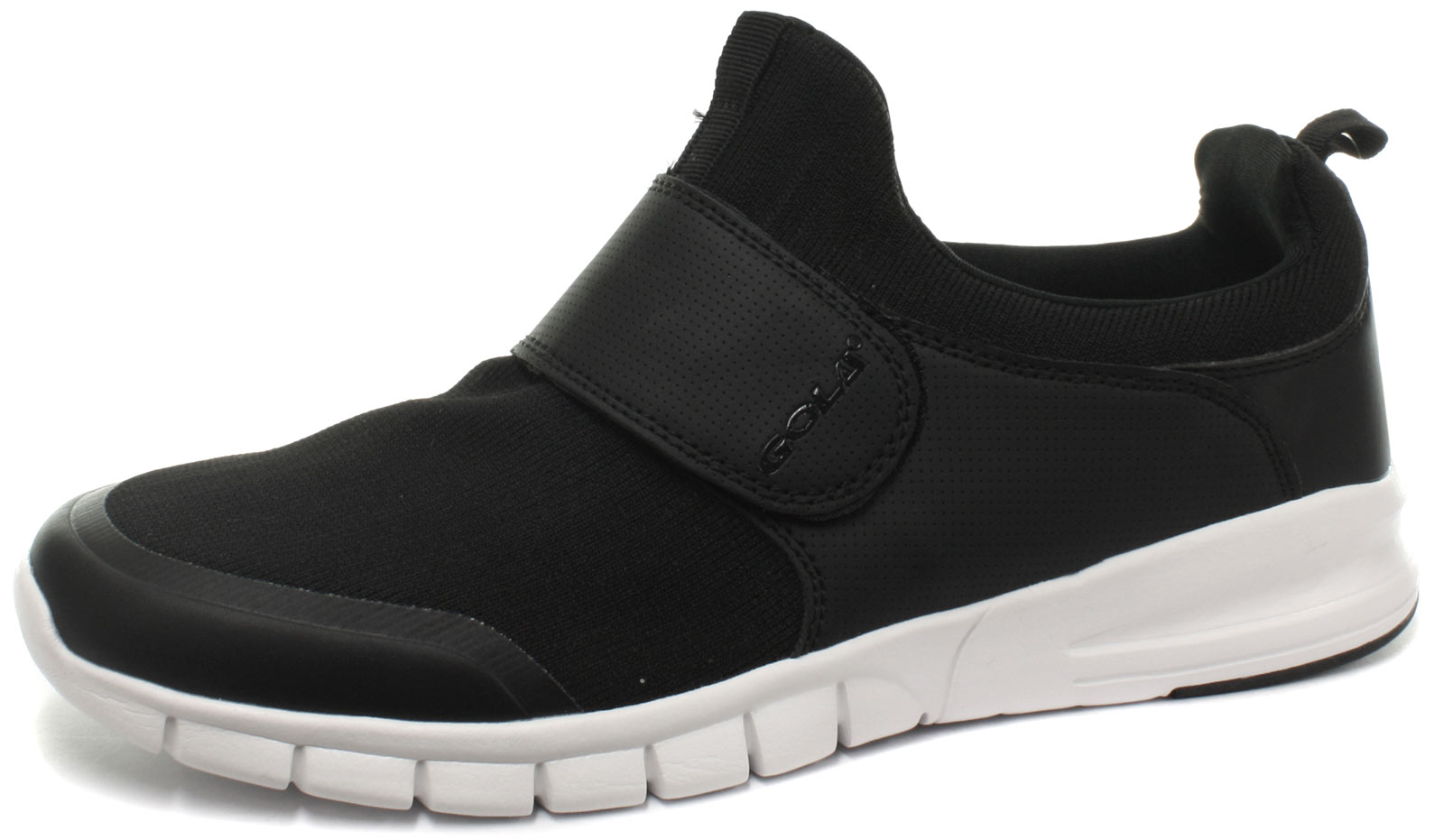 Nuovo Gola Active Lupus black shoes Sportive da men Tutte le Misure