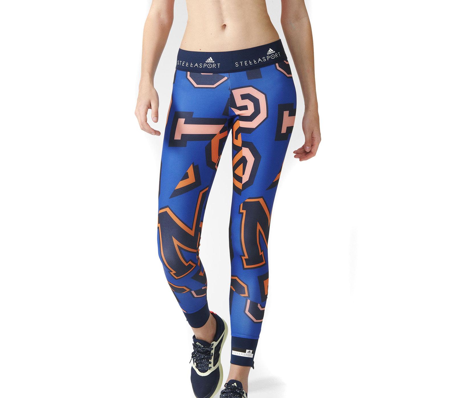 Image is loading New-adidas-Stella-McCartney-Print-Womens-Training-Fitness- 87f70f225