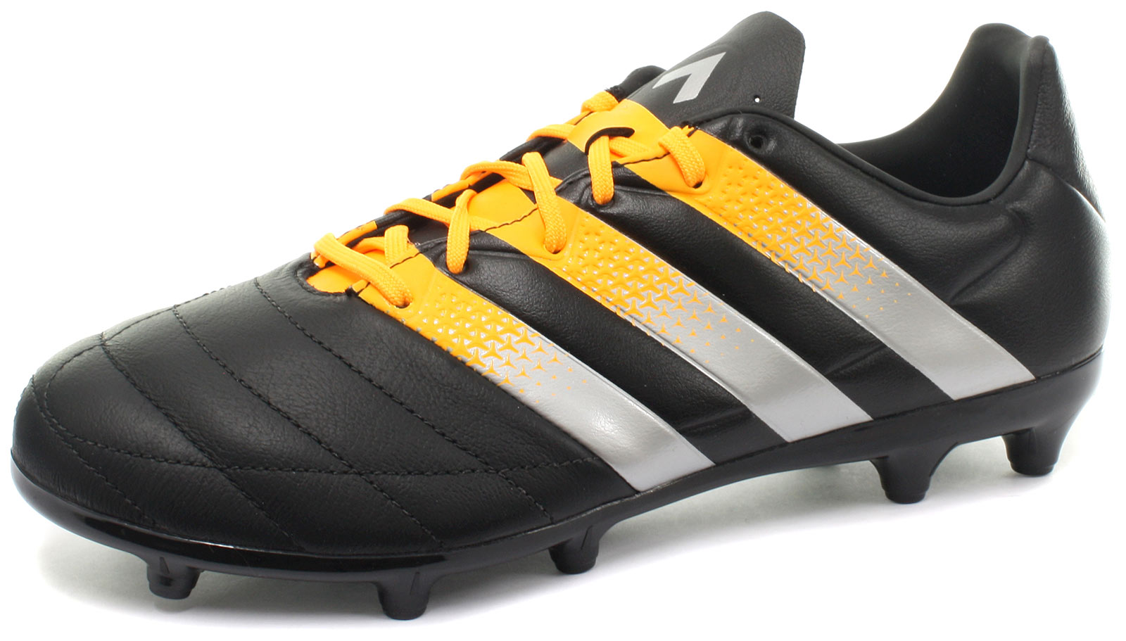adidas Ace 16.3 FG/AG Leather Mens Football Boots / Soccer Cleats