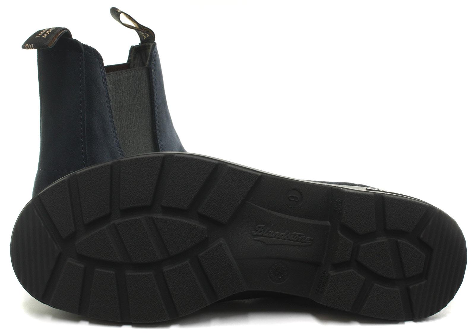 Blundstone 1462 marine Wildleder Unisex 9 Chelsea Stiefel Größe UK 9 Unisex (EU 43) 11f234