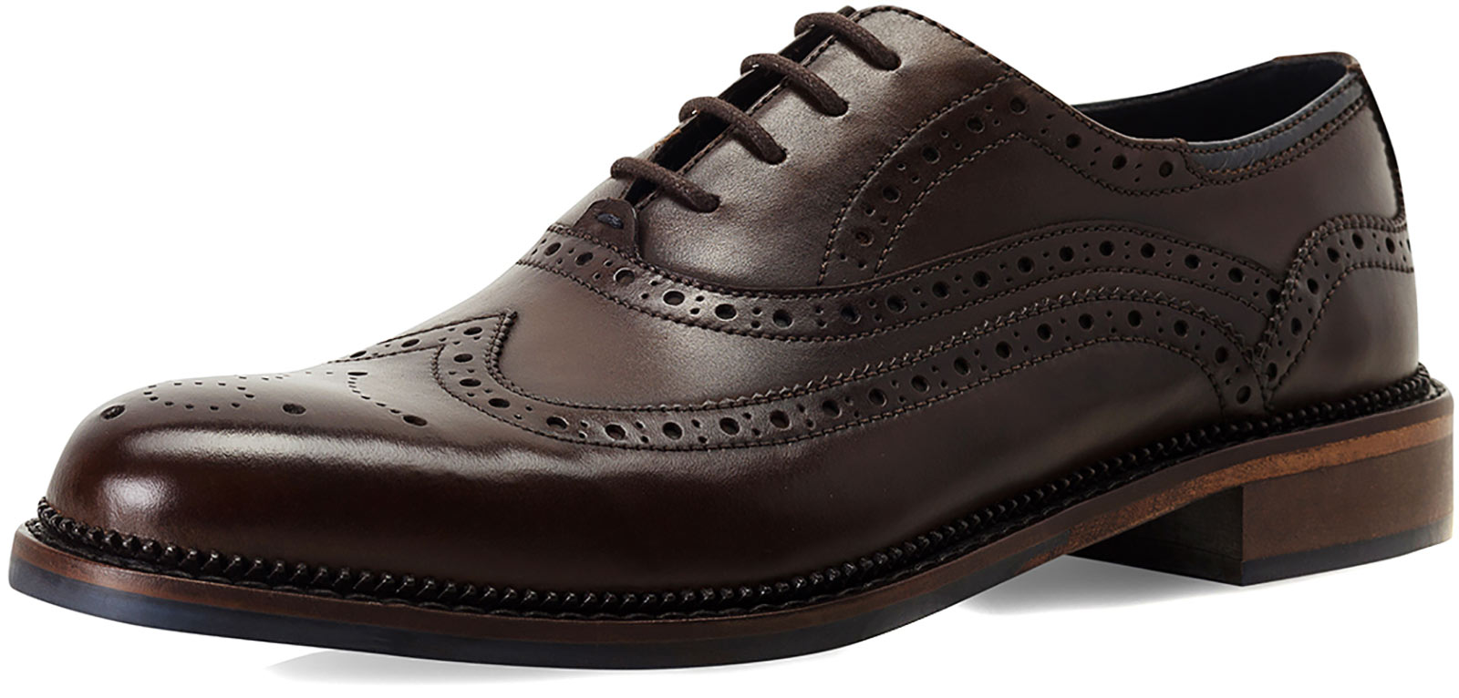 Goodwin Smith Chatworth Oxford Brogue richelieu Homme Mocassin feqQB