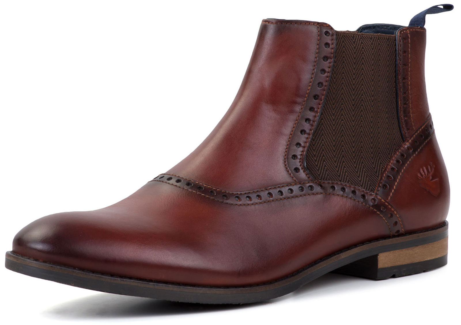 NEU Goodwin Smith Bailey Mens Chelsea Stiefel ALL SIZES AND COLOURS