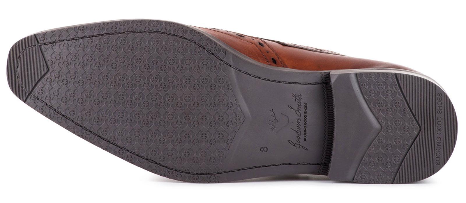 NUOVO Goodwin Goodwin Goodwin Smith stavely IN MOGANO LINEA uomo scarpe cinturino MONACO tutte le taglie   Special Compro    Scolaro/Signora Scarpa  7d996d