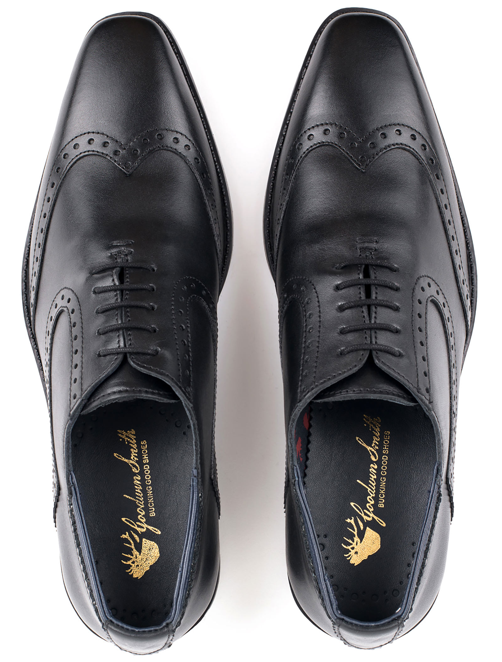 New Goodwin Smith Marsden Oxford Mens Brogue Brogue Brogue shoes ALL SIZES AND COLOURS 480354