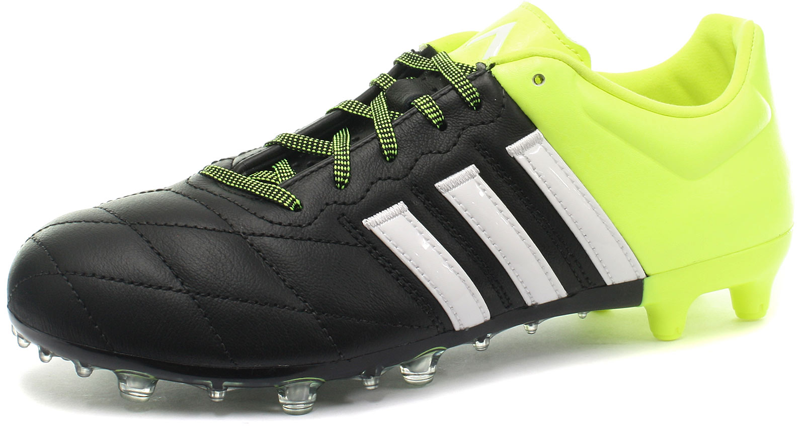 fea09e9e924 ... promo code adidas ace 15.2 fg ag leather mens football boots soccer  cleats all sizes 38cd6