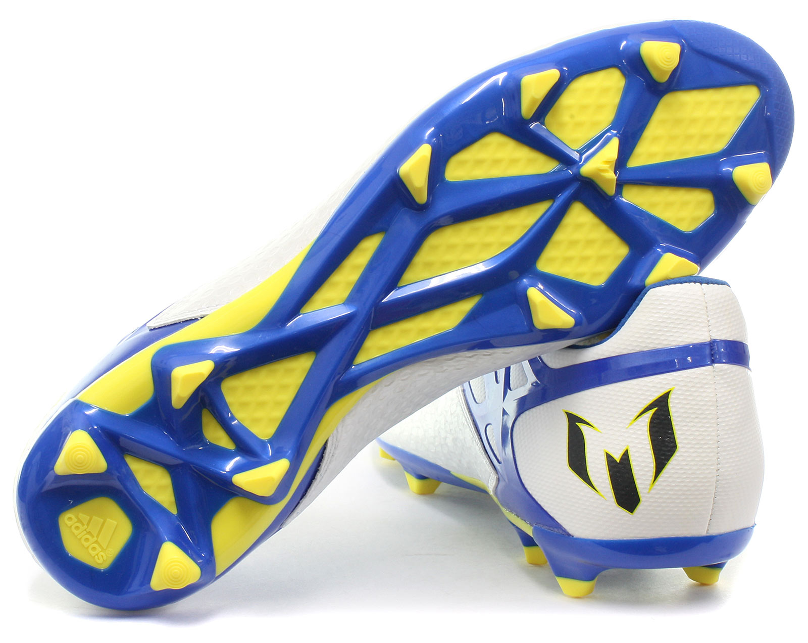 ff45499049b adidas Messi 15.2 Fg ag Mens Football BOOTS B23775 Metallic Blue Size UK 8  8.5. About this product. Picture 1 of 9  Picture 2 of 9  Picture 3 of 9 ...